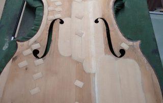 restaurar instrumento vigo