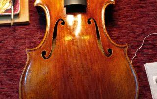 restauración de instrumentos